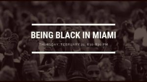 Being Black in Miami, Community Speaker Series @ Dragonfly Thrift Boutique